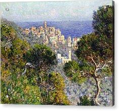 Monet: Bordighera, 1884 Acrylic Print by Granger
