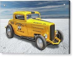 Moneyes Special 32 Ford Coupe Acrylic Print