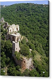 Monfort Fortress. Acrylic Print