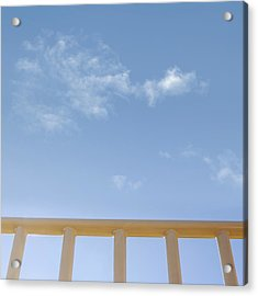 Monkey Bars Acrylic Print