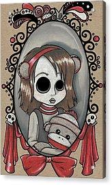 Monkey Muffins Acrylic Print