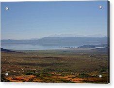 Mono Basin Landscape - California Acrylic Print by Christine Till