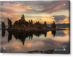 Mono Lake Glory Acrylic Print