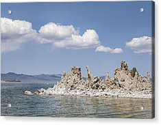 Mono Lake Tufa Towers Acrylic Print
