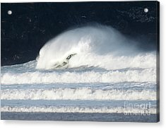 Acrylic Print featuring the photograph Monster Wave by Nicholas Burningham
