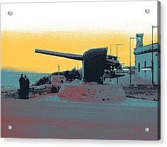 Mont Juic Acrylic Print
