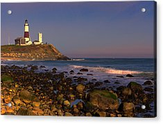 Montauk Lighthouse Acrylic Print