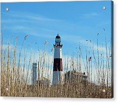 Montauk Point Lighthouse-3 Acrylic Print