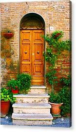 Montepulciano No. 1 Acrylic Print