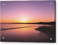 Monterey Beach Acrylic Print
