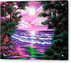 Monterey Acrylic Print by Diana Lehr