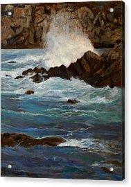 Monterey Wave #1 Acrylic Print