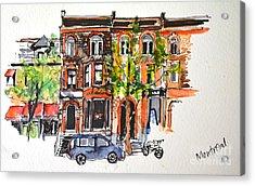 Montreal 1 Acrylic Print