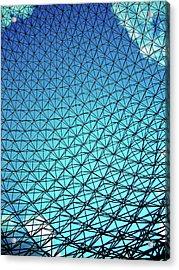 Montreal Biosphere Acrylic Print