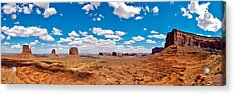 Monument Valley - The Large One Acrylic Print by Andreas Freund