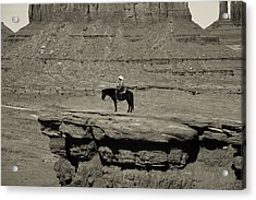 Monument Valley 4 Acrylic Print