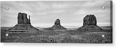 Monument Valley Acrylic Print by Mike McGlothlen