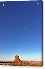 Monument Valley Morning View Acrylic Print