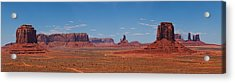 Monument Valley Panoramic Acrylic Print