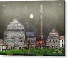 Monumental- Prague Acrylic Print