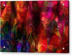 Moods In Abstract Acrylic Print