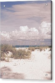 Anna Maria Island Moods Of June Acrylic Print by Jean Marie Maggi