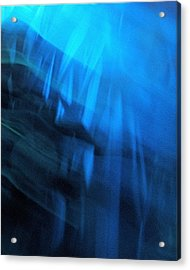 Acrylic Print featuring the photograph Moodscape 6 by Sean Griffin