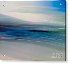 Acrylic Print featuring the photograph Moodscape 9 by Sean Griffin