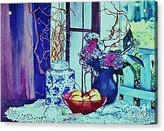 Moody Blues Acrylic Print