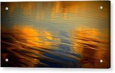 Moody Reflections Acrylic Print