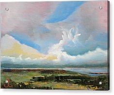 Moody Skies Acrylic Print