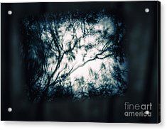 Moody Tablet Reflection Acrylic Print by Jorgo Photography - Wall Art Gallery
