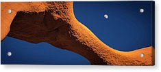 Acrylic Print featuring the photograph Moon Dance by Edgars Erglis