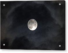 Moon Eye Acrylic Print