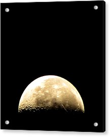Moon Loop Acrylic Print