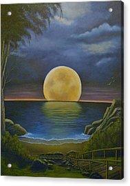 Moon Of My Dreams II Acrylic Print