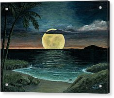 Moon Of My Dreams IIi Acrylic Print