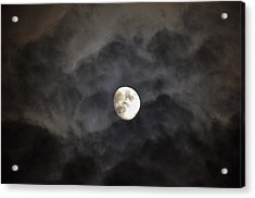 Moon Rise Acrylic Print