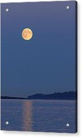 Moonlight - 365-224 Acrylic Print