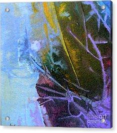Acrylic Print featuring the painting Moonlight Sonata by Mary Sullivan