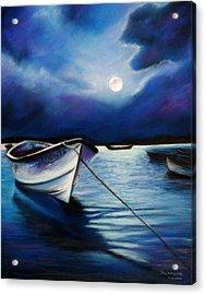 Moonlit Acrylic Print