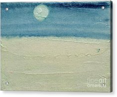 Moonshadow Acrylic Print