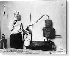 Moonshine Distillery, 1920s Acrylic Print