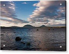 Moosehead Lake Spencer Bay Acrylic Print