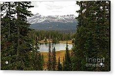 Moosehorn Lake Acrylic Print