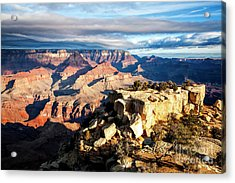 Acrylic Print featuring the photograph Moran Point 2 by Scott Kemper