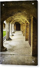 Moravian Pottery And Tile Works Acrylic Print