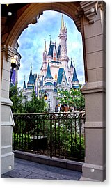 More Magic Acrylic Print by Greg Fortier