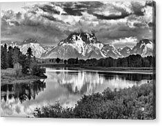More On The Mountain II Acrylic Print