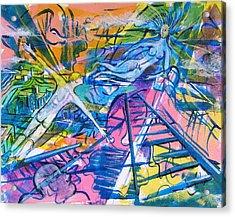 More Than A Dream Acrylic Print by Rollin Kocsis